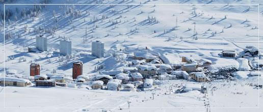 Passo tonale - Residence sulle piste da sci con piscina ...
